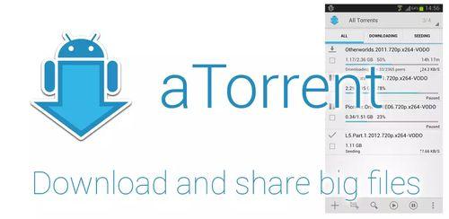 aTorrent – torrent downloader v3088