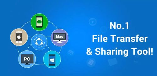 SHAREit – Transfer & Share v4.6.8_ww