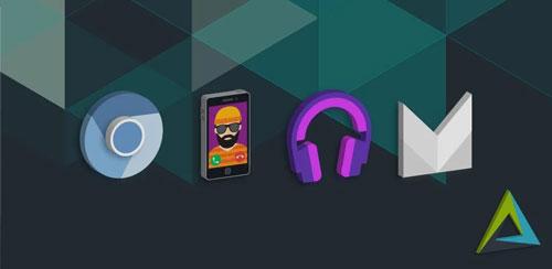 Tigad Pro Icon Pack v2.7.0
