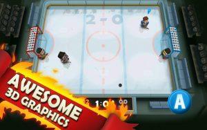 تصویر محیط Ice Rage: Hockey Multiplayer game v1.0.53