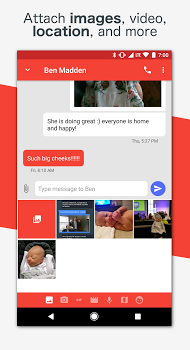Pulse SMS (Phone/Tablet/Web) v2.6.0.1705