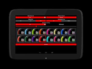 تصویر محیط Speed View GPS Pro v1.4.37