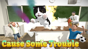 تصویر محیط Cat Simulator – and friends 🐾 v4.5.3