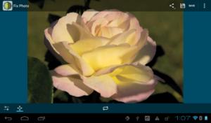 تصویر محیط PhotoFixer Pro v2.7
