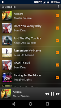 PowerAudio Pro music player v2.3