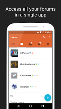 Tapatalk – 100,000+ Forums v7.1.7 build 970