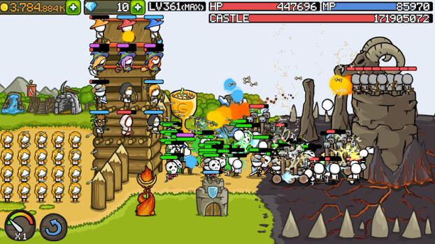 Grow Castle v1.20.21