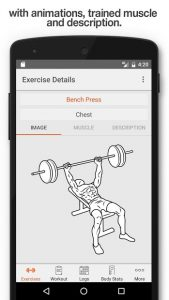 تصویر محیط Fitness Point Pro v2.8.3
