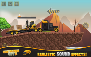 تصویر محیط Construction City 2 v4.0.0