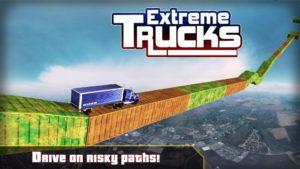 تصویر محیط Extreme Trucks Simulator v4.7