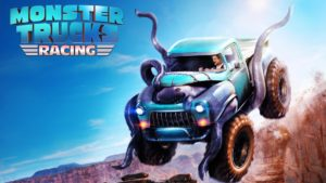 تصویر محیط Monster Trucks Racing v3.2.2