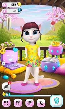 My Talking Angela v3.1.1.24