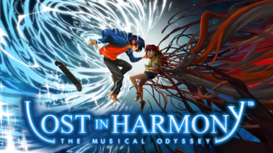 تصویر محیط Lost in Harmony v2.2.2 + data
