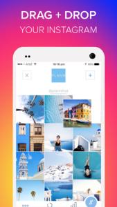 تصویر محیط Plann: Preview, Analytics + Schedule for Instagram v10.1