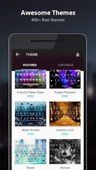 TouchPal Emoji Keyboard v6.2.0.8