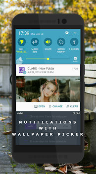 CLARO Random Wallpaper Changer v2.3