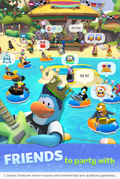 Club Penguin Island v1.0.1 + data