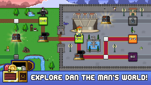Dan the Man: Action Platformer v1.2.80