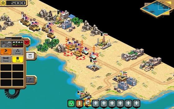 Desert Stormfront – RTS v1.0.10