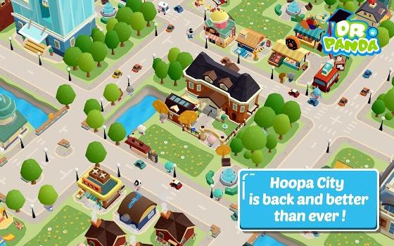 Dr. Panda Hoopa City 2 v1.2