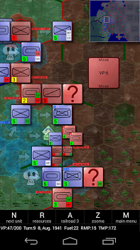Eastern Front: Conflict-series v5.0.8.8