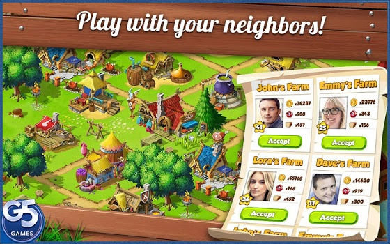 Farm Clan: Farm Life Adventure v1.12.29 + data