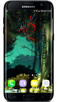 Firefly Forest II LWP v1.0.3