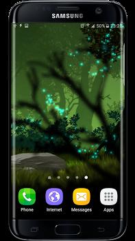Firefly Forest Live Wallpaper v1.0.2