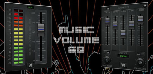 Music Volume EQ – Equalizer & Booster v4.5