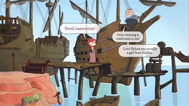Nelly Cootalot: The Fowl Fleet v1.39 + data