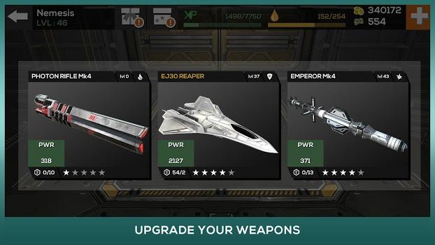 Nemesis: Air Combat APK v1.42 [Mod]