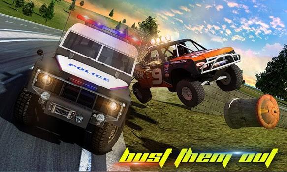 Police Car Smash 2017 v1.1
