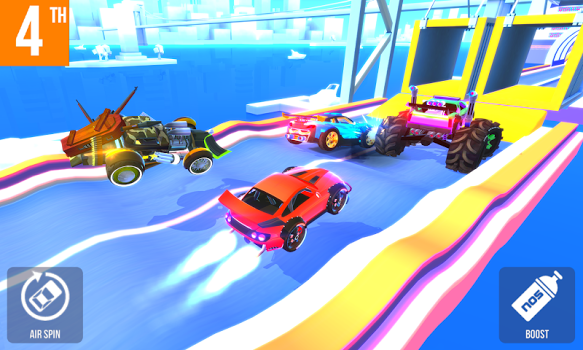 SUP Multiplayer Racing v1.8.9