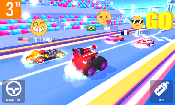 SUP Multiplayer Racing v1.6.8