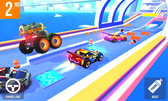 SUP Multiplayer Racing v1.8.2