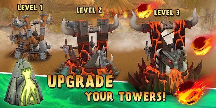 Skull Towers: Castle Defense Game: Best Archery TD v1.0.15