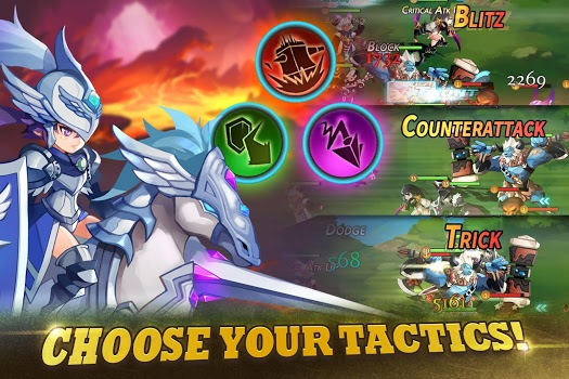 Tactics Squad: Dungeon Heroes v2.4.3