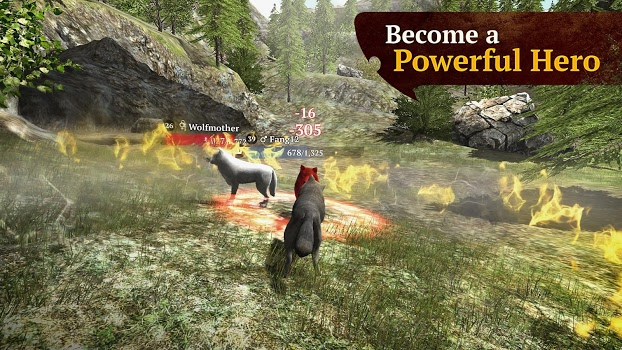 The Wolf v1.4.1