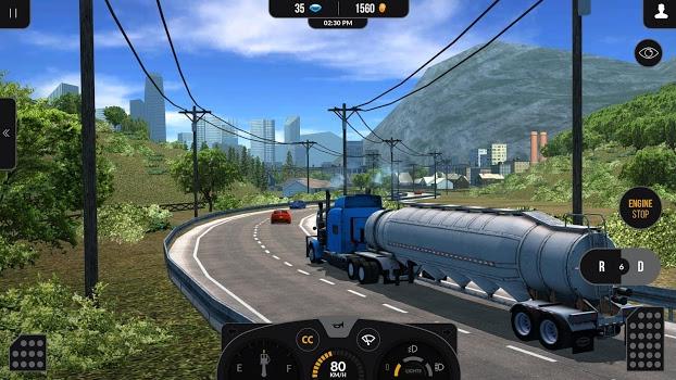 Truck Simulator PRO 2 v1.6 + data