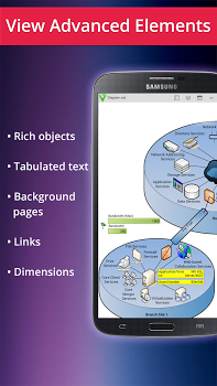 VSD Viewer for Visio Drawings v3.5.1