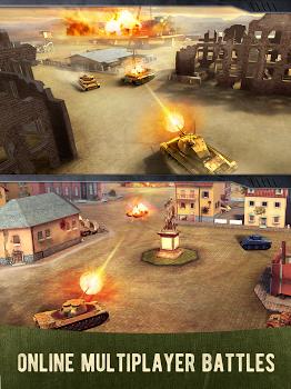 War Machines: Free Multiplayer Tank Shooting Games v4.1.0