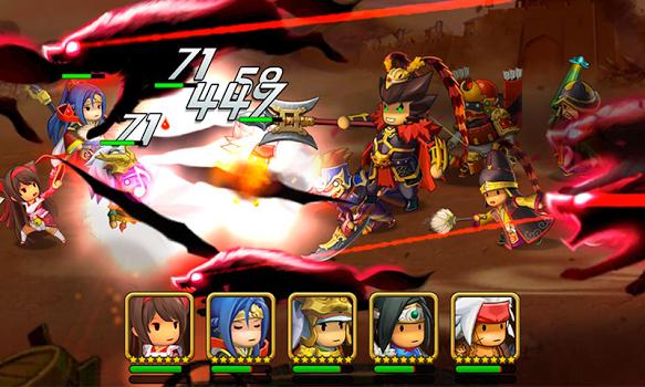 Kingdom Story: Brave Legion v2.16