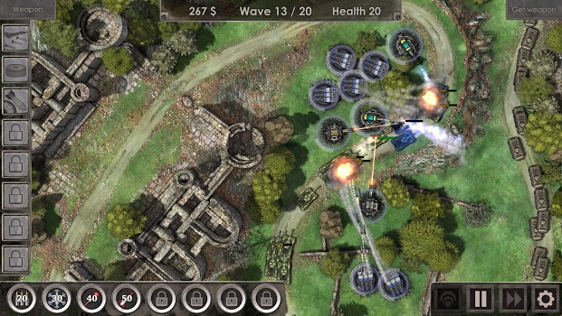 Defense Zone 3 HD v1.1.9 + data