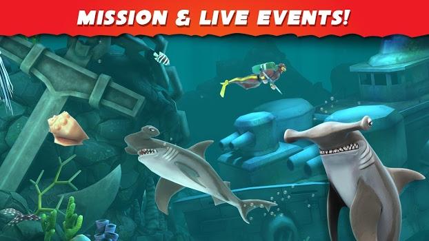 Hungry Shark Evolution v4.7.0