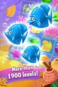 Mermaid – treasure match-3 v2.16.0