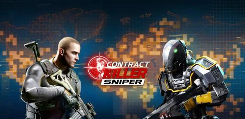 CONTRACT KILLER SNIPER v6.1.1 + data