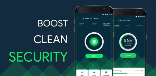 Power Security-Anti Virus, Phone Cleaner & Booster v2.0.0