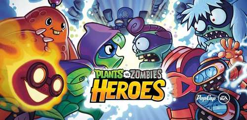 Plants vs. Zombies™ Heroes v1.22.12