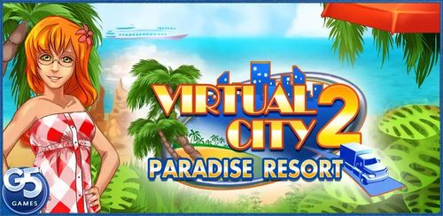 Virtual City®: Paradise Resort v1.3 + data