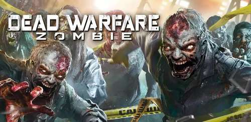 DEAD WARFARE: Zombie v1.3.1.203 + data